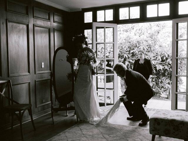 El matrimonio de Carlos y Jenny en Talagante, Talagante 6