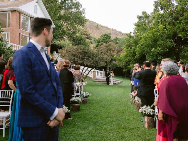 El matrimonio de Carlos y Jenny en Talagante, Talagante 14