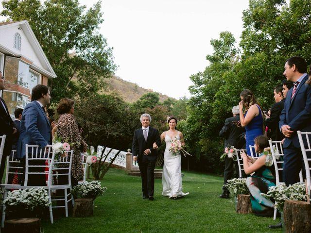 El matrimonio de Carlos y Jenny en Talagante, Talagante 15