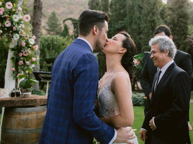 El matrimonio de Carlos y Jenny en Talagante, Talagante 17
