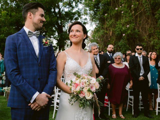 El matrimonio de Carlos y Jenny en Talagante, Talagante 18
