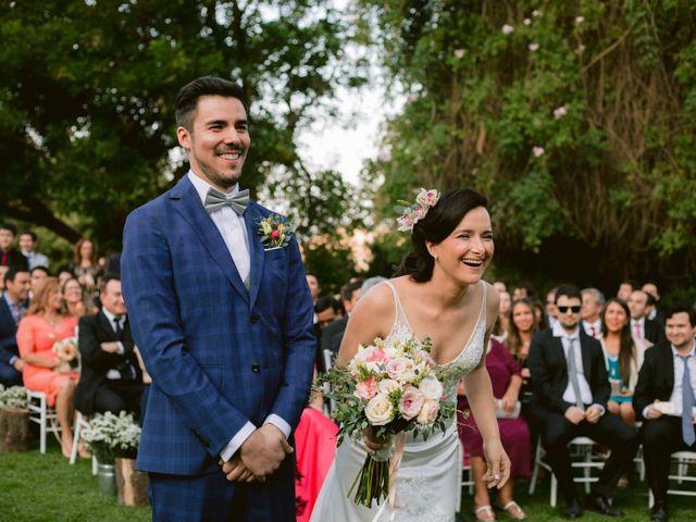 El matrimonio de Carlos y Jenny en Talagante, Talagante 20