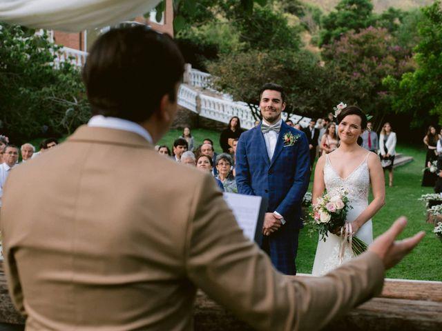 El matrimonio de Carlos y Jenny en Talagante, Talagante 24
