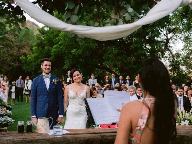 El matrimonio de Carlos y Jenny en Talagante, Talagante 26