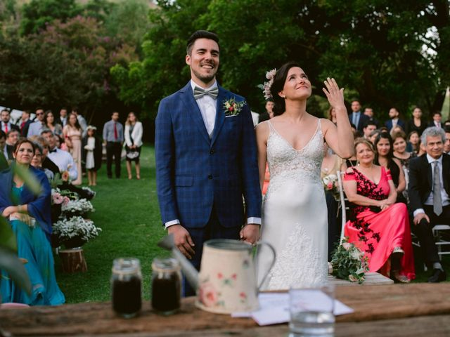 El matrimonio de Carlos y Jenny en Talagante, Talagante 27