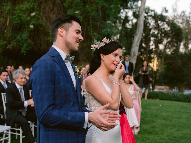 El matrimonio de Carlos y Jenny en Talagante, Talagante 28