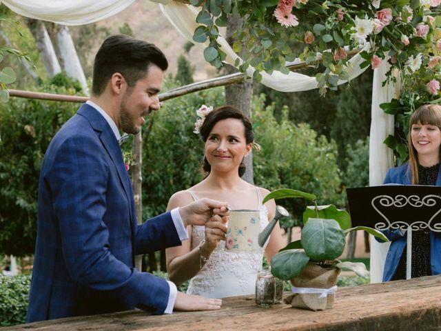 El matrimonio de Carlos y Jenny en Talagante, Talagante 32