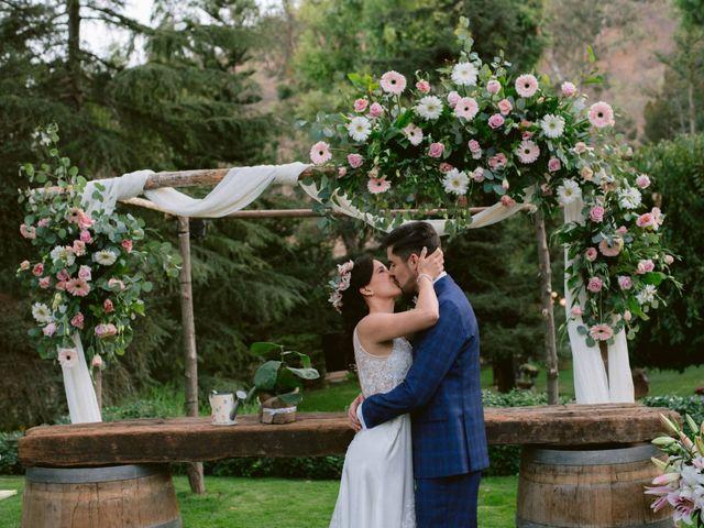 El matrimonio de Carlos y Jenny en Talagante, Talagante 33