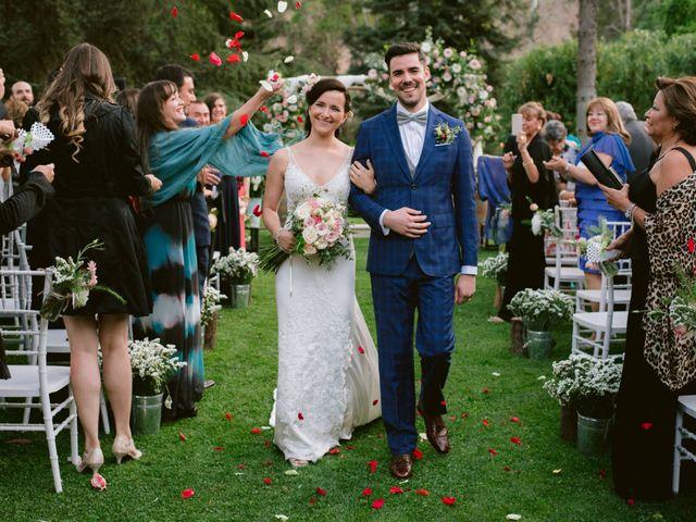El matrimonio de Carlos y Jenny en Talagante, Talagante 34