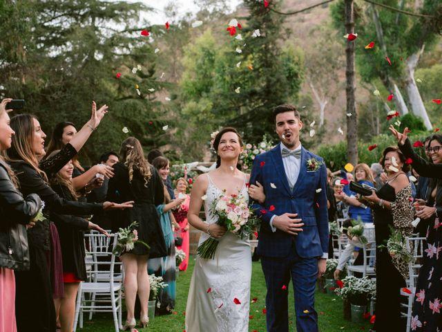 El matrimonio de Carlos y Jenny en Talagante, Talagante 35