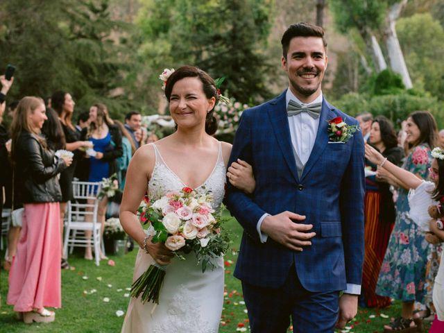 El matrimonio de Jenny y Carlos