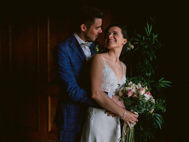 El matrimonio de Carlos y Jenny en Talagante, Talagante 37