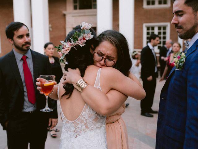 El matrimonio de Carlos y Jenny en Talagante, Talagante 41