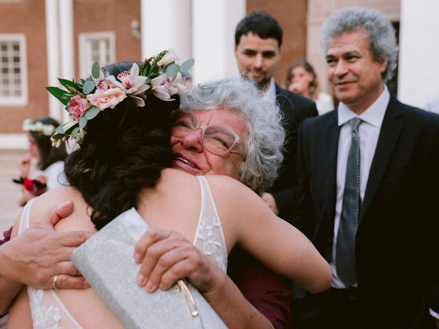El matrimonio de Carlos y Jenny en Talagante, Talagante 42