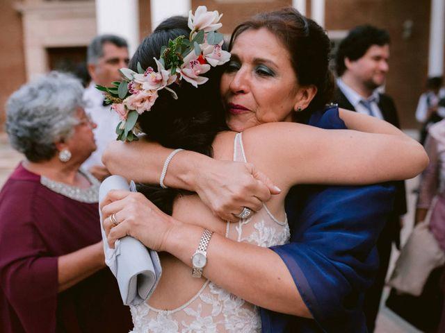 El matrimonio de Carlos y Jenny en Talagante, Talagante 43