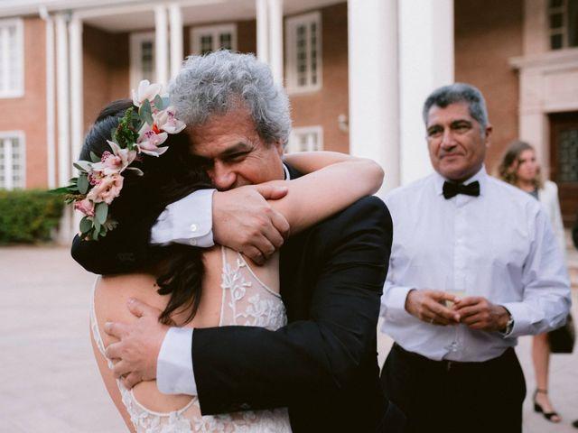 El matrimonio de Carlos y Jenny en Talagante, Talagante 44