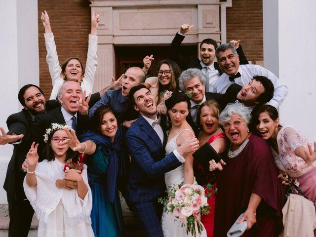 El matrimonio de Carlos y Jenny en Talagante, Talagante 45