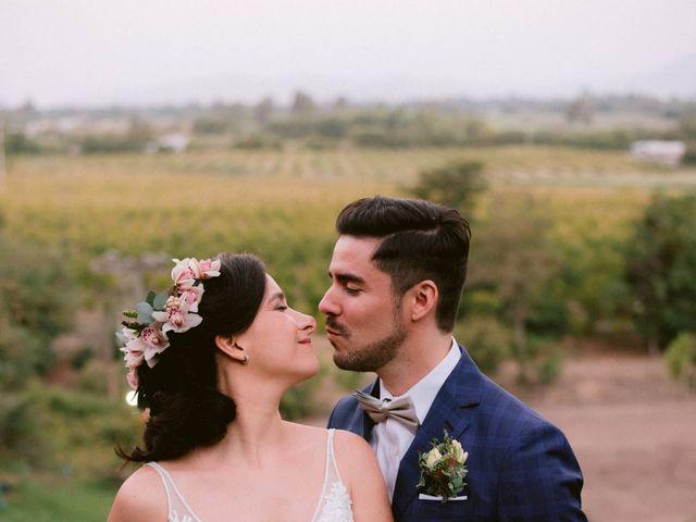El matrimonio de Carlos y Jenny en Talagante, Talagante 48