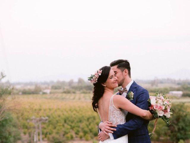 El matrimonio de Carlos y Jenny en Talagante, Talagante 49