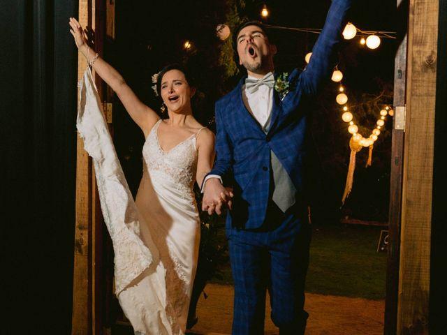 El matrimonio de Carlos y Jenny en Talagante, Talagante 53