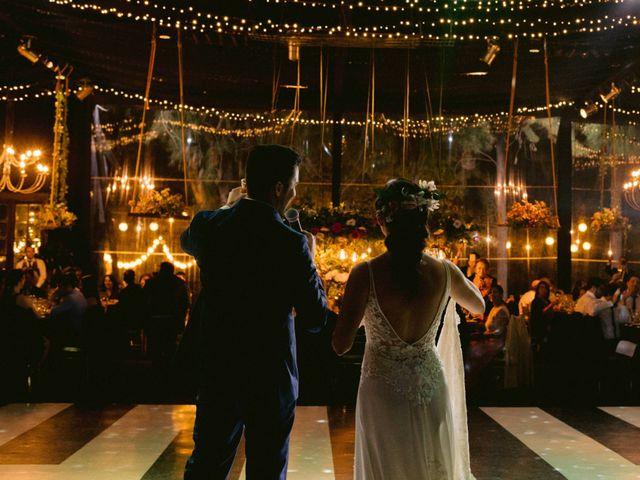 El matrimonio de Carlos y Jenny en Talagante, Talagante 54