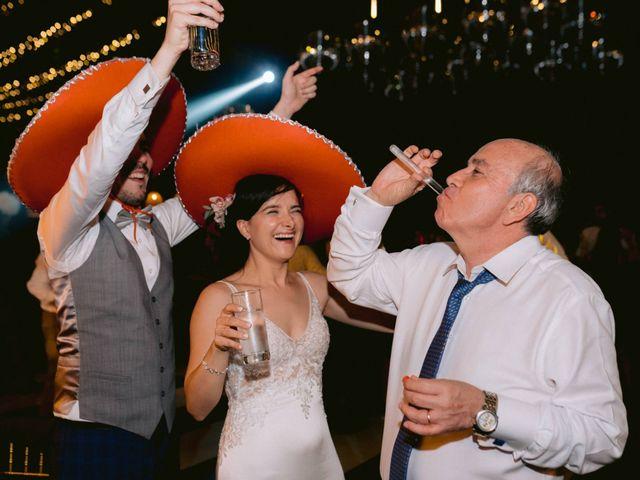 El matrimonio de Carlos y Jenny en Talagante, Talagante 75