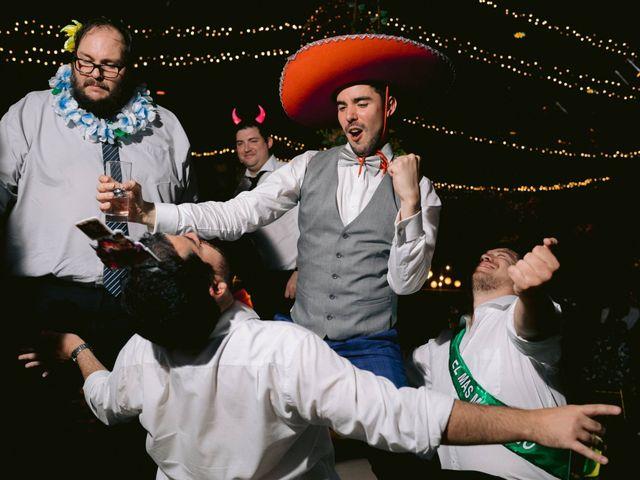 El matrimonio de Carlos y Jenny en Talagante, Talagante 77