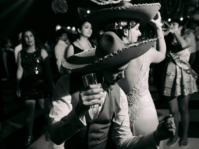 El matrimonio de Carlos y Jenny en Talagante, Talagante 78
