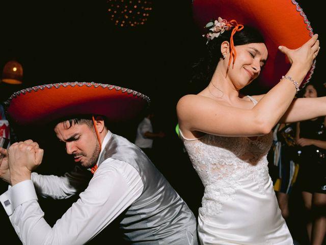 El matrimonio de Carlos y Jenny en Talagante, Talagante 79