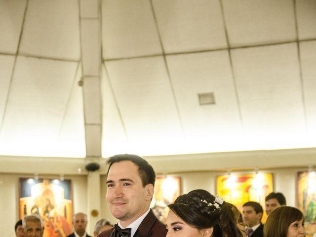El matrimonio de Andrés y Daniela en Villa Alemana, Valparaíso 3