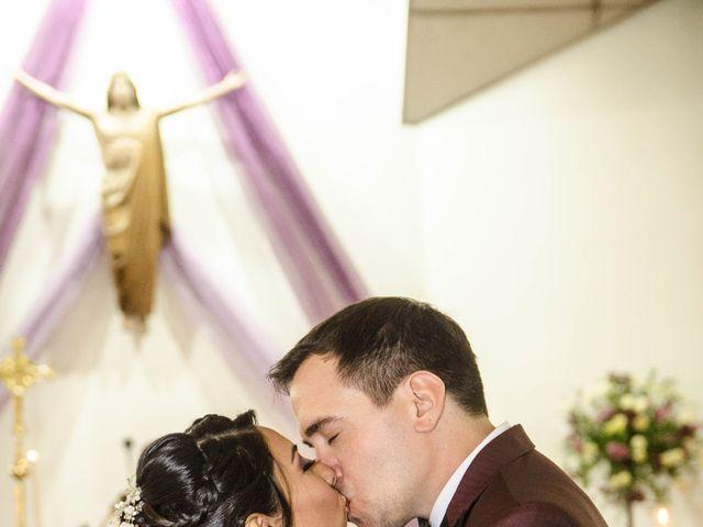 El matrimonio de Andrés y Daniela en Villa Alemana, Valparaíso 1