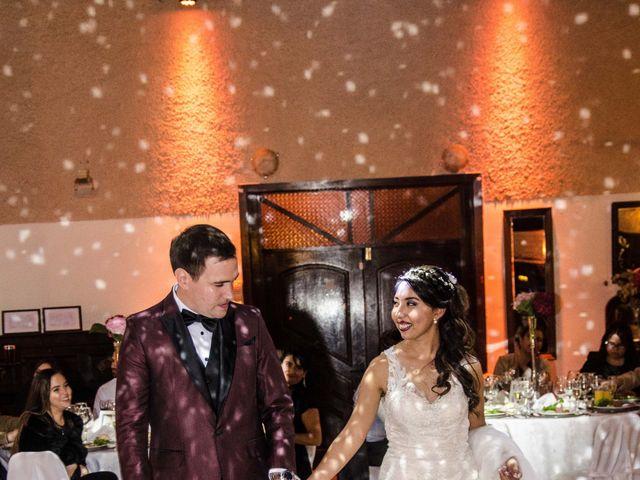 El matrimonio de Andrés y Daniela en Villa Alemana, Valparaíso 4