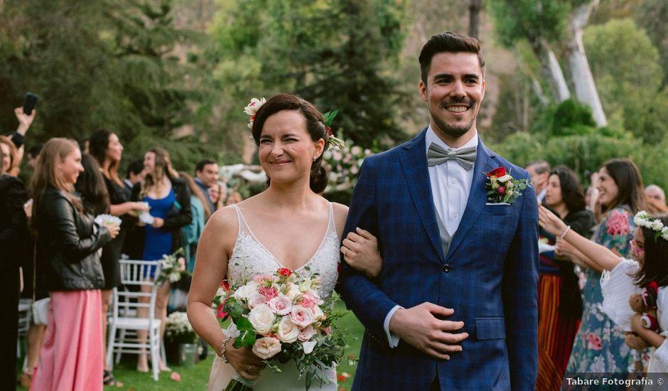 El matrimonio de Carlos y Jenny en Talagante, Talagante