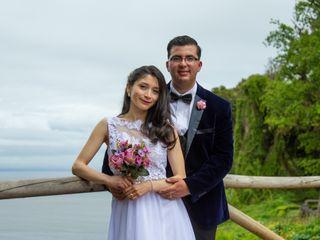 El matrimonio de Katia y Maikol
