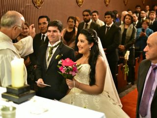 El matrimonio de Eillen  y Marco