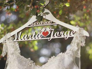El matrimonio de Marta y Jorge 2
