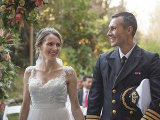 El matrimonio de Marta y Jorge