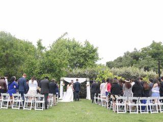 El matrimonio de Camila y Connor 1