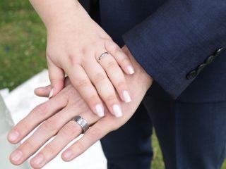 El matrimonio de Camila y Connor 2