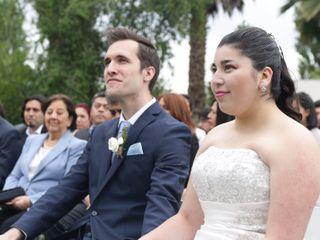 El matrimonio de Camila y Connor