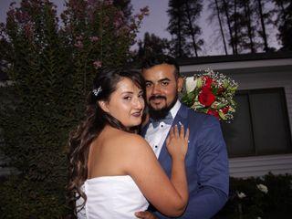 El matrimonio de Carolina  y Pablo