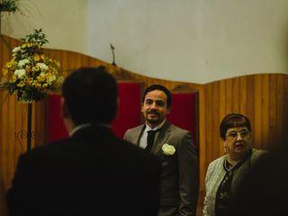 El matrimonio de Yohana y Felipe 1