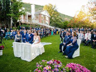 El matrimonio de Javiera y Rafael 1