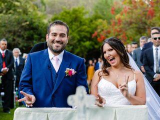 El matrimonio de Javiera y Rafael