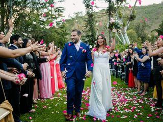 El matrimonio de Javiera y Rafael 3