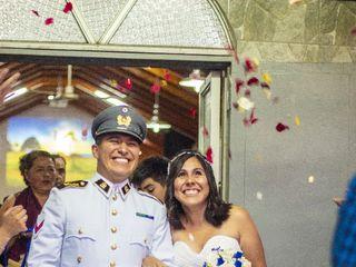 El matrimonio de Issamar y Ricardo 1