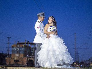 El matrimonio de Issamar y Ricardo