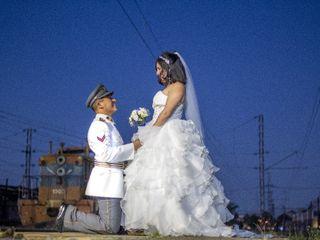 El matrimonio de Issamar y Ricardo 3