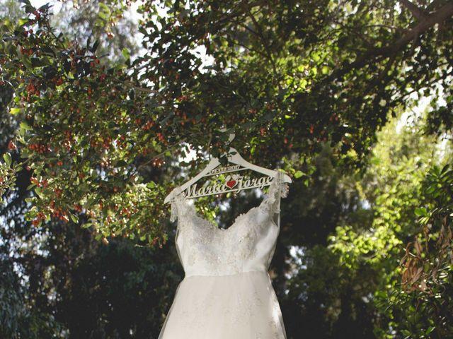 El matrimonio de Jorge y Marta en Olmué, Quillota 3
