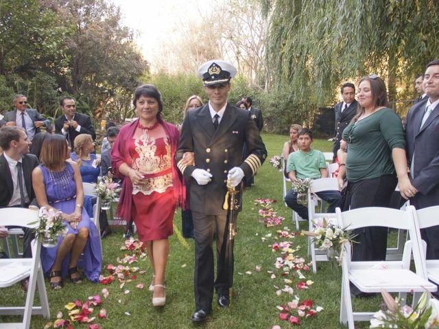 El matrimonio de Jorge y Marta en Olmué, Quillota 7